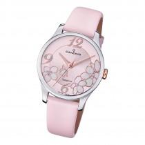 Candino Damen Armbanduhr Elegance C4720/4 Analog Leder rosa UC4720/4