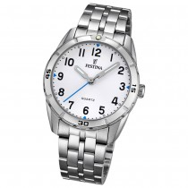 Festina Kinder Jugend-Uhr Junior Collection analog Quarz Edelstahl UF16907/1
