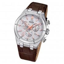 Jaguar Herren-Armbanduhr Leder braun J696/1 Saphir Daily Classic UJ696/1