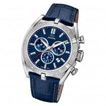 Jaguar Herren-Armbanduhr Leder blau J857/2 Saphirglas Executive UJ857/2