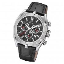 Jaguar Herren-Armbanduhr Leder schwarz J857/3 Saphir Executive UJ857/3
