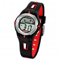 Calypso Jugenduhr schwarz-rot Digital Calypso Uhren UK5506/1