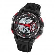 Calypso Jugend Armbanduhr K5779/6 Analog-Digital Kunststoff schwarz UK5779/6