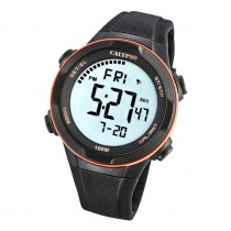 Calypso Jugend Armbanduhr Casual K5780/6 Digital Kunststoff schwarz UK5780/6