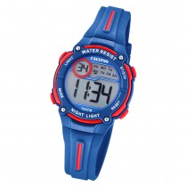 Calypso Kinder Armbanduhr Digital Crush K6068/4 Quarz PU dunkelblau UK6068/4