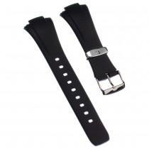 Calypso Herren Uhrenarmband 20mm PU-Band schwarz für Calypso K6044 UKA6044/S