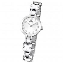 LOTUS Jugend-Armbanduhr Junior analog Quarz Edelstahl UL15828/1