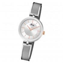 LOTUS Damen Armbanduhr Bliss 18597/1 Quarz Edelstahl silber UL18597/1