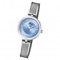 LOTUS Damen Armbanduhr Bliss 18597/2 Quarz Edelstahl silber UL18597/2