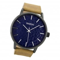 Oozoo Damen Armbanduhr Timepieces C9442 Analog Leder braun UOC9442