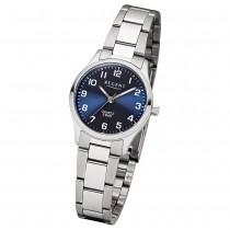 Regent Damen-Armbanduhr 32-2253414 Quarz-Uhr Edelstahl-Armband silber UR2253414