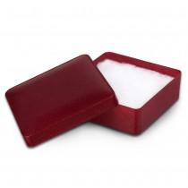 IMPPAC Ring und Schmuck Schachtel rot Etui Verpackung 55x55 VE042