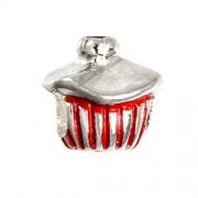 Carlo Biagi Kidz Bead Kuchen 925 Beads für Armband KBE081