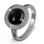 Amello Edelstahl Ring Keramik Zirkonia Gr.56 Edelstahlschmuck ESRX30S56