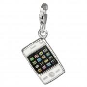 SilberDream Charm Smartphone Handy 925er Armband Anhänger FC659