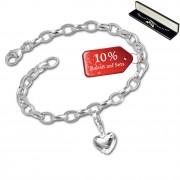 SilberDream Armband Fashion Charm Set Überraschung 925 Anhänger FCA329