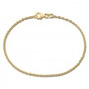 GoldDream Damen Armband 18,5cm Gelbgold 8 Karat GDAB00618Y