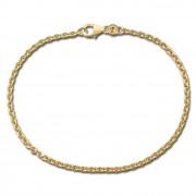 GoldDream Damen Armband 18,5cm Gelbgold 8 Karat GDAB00818Y