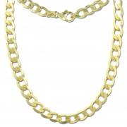GoldDream Damen Colliers Halskette 60cm Gelbgold 8 Karat GDKB01460Y