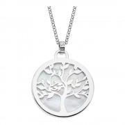 LOTUS Silver Halskette Lebensbaum Kreis 925 Silber LP1821-1/1 Hidra JLP1821-1-1