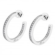 LOTUS Silver - Damen Ohrring Zirkonia weiß Ohrstecker aus 925 Silber JLP1937-4-1