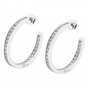LOTUS Silver - Damen Ohrring Zirkonia weiß Ohrstecker aus 925 Silber JLP1937-4-2