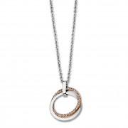 LOTUS Style Halskette Damen Edelstahl silber LS1780-1/2 Privilege JLS1780-1-2