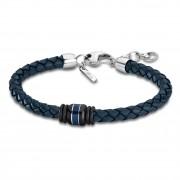 LOTUS Style Armband Herren Leder blau LS1814-2/1 Urban JLS1814-2-1