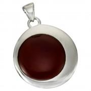 KISMA Schmuck Anhänger für Ketten rot Sterling Silber 925 KIH0111-008