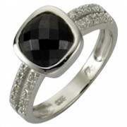 KISMA Schmuck Damen-Ring Gr. 58 Sterling Silber 925 KIR0110-003-58
