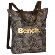 Bench Cityrucksack Nylon grün Henkeltasche Handtasche Damen ORI303C