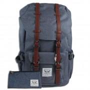 Robin Ruth Dry Bag Packsack wasserdicht 10 Liter blau weiß Seesack ORG6000B