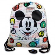 Robin Ruth Rucksack Polyester bunt Sportbeutel Disney Mickey Mouse OTG6000F