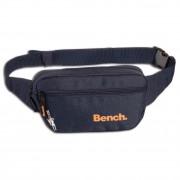 Bench sportliche Gürteltasche Polyester Bauchtasche blau Hüfttasche OTI300B