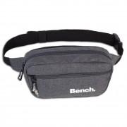 Bench sportliche Gürteltasche Polyester Bauchtasche grau Hüfttasche OTI300K