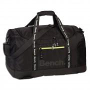 Bench 2in1 - Sporttasche mit Rucksackfunktion Nylon schwarz Fitness OTI302S