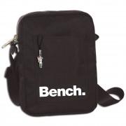 Bench Mini Umhängetasche Nylon Schultertasche Cross Body schwarz OTI304S