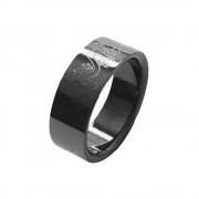 SilberDream Titan Ring Herren Damen Titanringe Gr.21 RXT4031