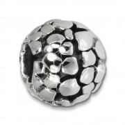 IMPPAC Bead Ball 925 Sterling Silber Armband Beads SBB203