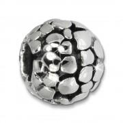 IMPPAC Bead Ball 925 Sterling Silber Armband Beads SBB203