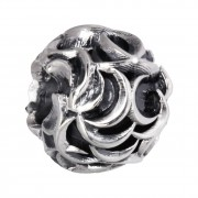 IMPPAC Bead Ranke 925 Sterling Silber Armband Beads SBB226