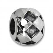 IMPPAC Bead Karoball 925 Sterling Silber Armband Beads SBB313