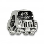 IMPPAC Bead Auto Just Married 925 Sterling Silber Armband Beads SBB372