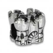 IMPPAC Bead Schloss 925 Sterling Silber Armband Beads SBB383