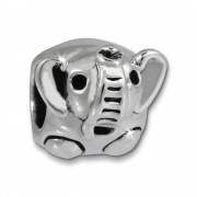 IMPPAC Bead Elefant 925 Sterling Silber Armband Beads SBB638