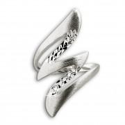 SilberDream Ring Blitz Gr.58 Sterling 925er Silber SDR405J58