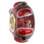 IMPPAC Glas 925 Bead Sweet Dreams European Beads SMB1119
