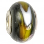 IMPPAC Glas 925 Bead Spacer Mystik European Beads SMB8069