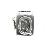 IMPPAC 925 Bead Buchstabe Q European Beads Armband SMP106Q