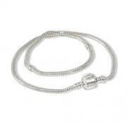 IMPPAC Clip Bead Halskette 41cm European Beads Module SMP165S